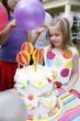 Children's outdoor party