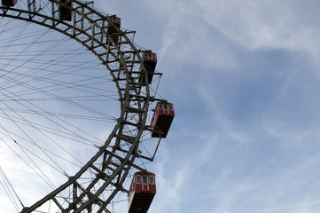 Vienna Prater ferris Wheel
