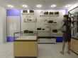 negozio gioielli bijoux outlet rendering 3d