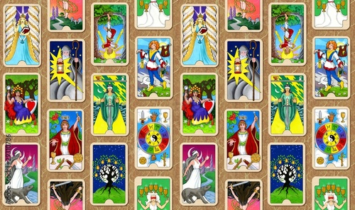 Tarot wallpaper