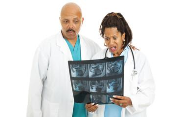 CT Scan - Bad News