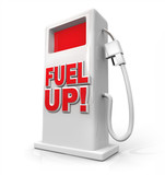 Fuel Up - Gasoline Pump for Refueling