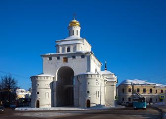 Golden Gates of Vladimir