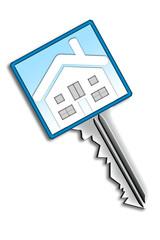Schlüssel Eigenheim