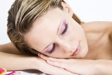Wellness-Women face