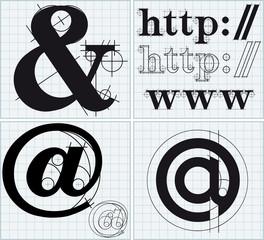 Fonts Tecniche