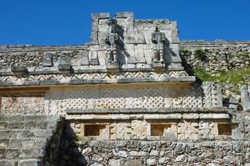 Kabah-Tempel, Mexiko