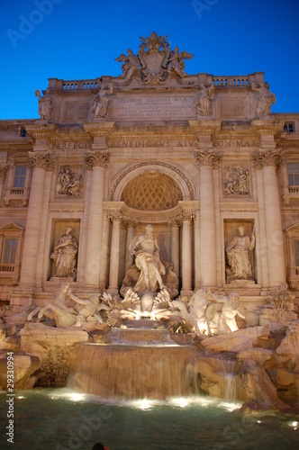 Impression of Rome, The Capital of Italy