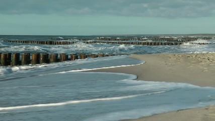 Meer Strand Brandung - Ocean Breakers Beach