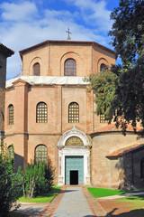 Italy Ravenna San Vitale Basilica