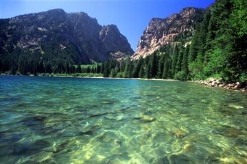 Phelps Lake - Grand Tetons