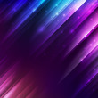 abstract background with colorful shining
