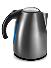electric kettle illustration