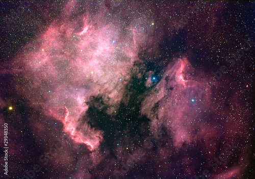 Papiers peints Univers North America nebula (NGC 7000)