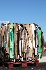 Recycling Cardboard Packaging