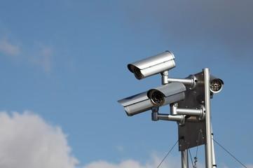 Rooftop Security Surveillance Cameras