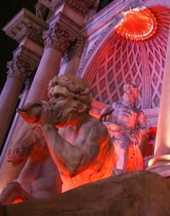 A Mythological Scene