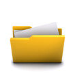 3d Folder, open containing documents