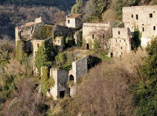 ruin village