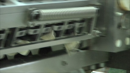mechanism for production of ravioli