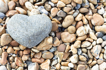 Heart Stone - Landscape Orientation