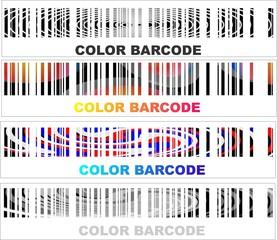 Colors Codebar barcode colors