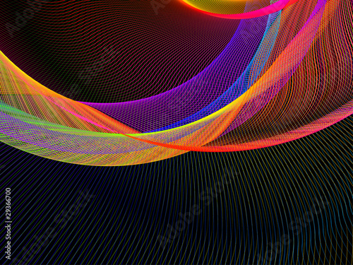 abstract background, vector - 29366700
