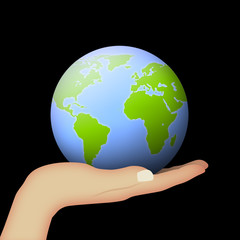 World In My Hand