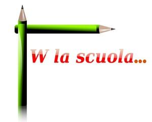 la scuola concetto