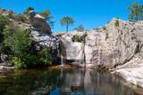 Piscine naturelle, Corse