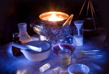 Laboratory alchemist