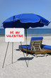 Be My Valentine Beach Sign