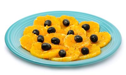 Orange salad - Insalata di arance