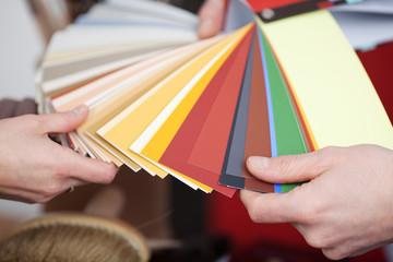 neue Farbe auswählen
