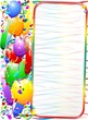 Festa di Compleanno-Sfondo-Party Birthday Background-2-Vector