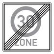 274.2 Ende einer Tempo-30-Zone