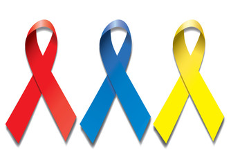 ribbons AIDS