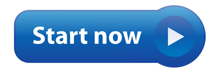 """START NOW"" Button (internet web homepage website click here go)"