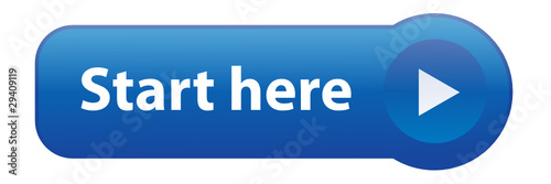 """START HERE"" Button (internet web homepage website click go now)"