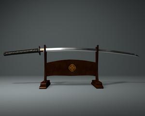 Japanese Sword - Samurai Katana