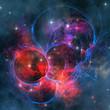 Fototapete Wissenschaft - Fiktion - Andere
