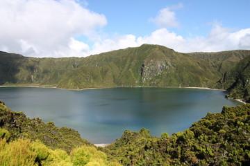 Azores, Sao Miguel: Lagoa do Fogo