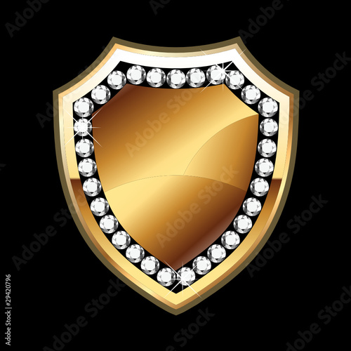 Bling shield