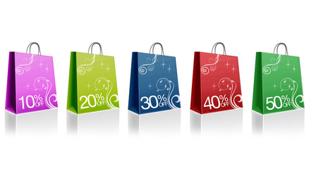 Discount Shopping Bags