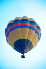 Colorful Hot Air Balloon.