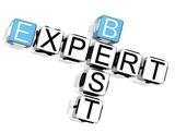 Best Expert Crossword poster