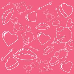 любовь день святого валентина