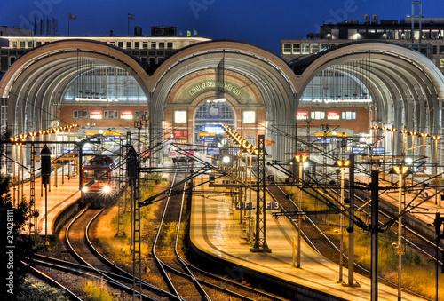 Bahnhof Kiel - 29428111