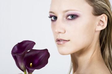 Women face-wellness