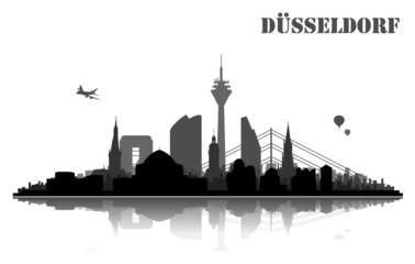 Düsseldorf City ebenen